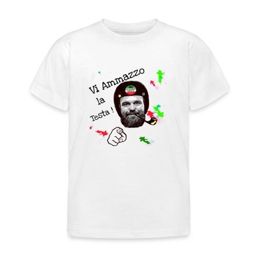 Vi ammazzo la testa - Maglietta per bambini