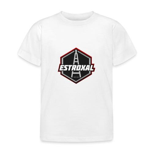 Estroxal - Logo - Lasten t-paita
