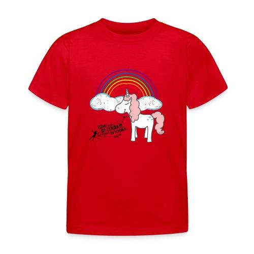Licorne arc-en-ciel - T-shirt Enfant