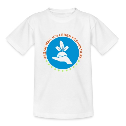 VEGAN - Kinder T-Shirt