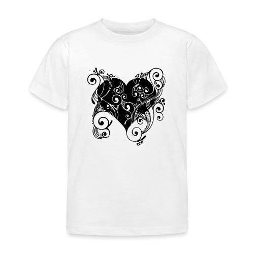 Isle of Heart Petal - Kids' T-Shirt