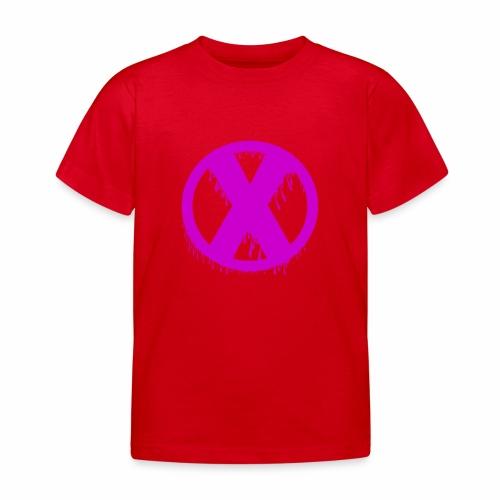 X - T-shirt Enfant