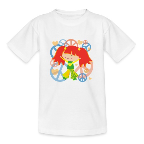 Happy Meitlis - Be Happy - Kinder T-Shirt