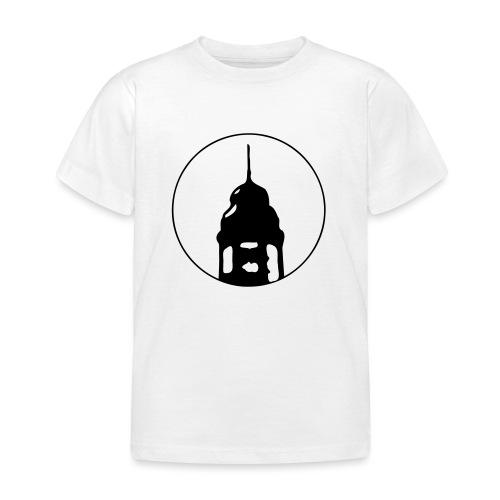Neckarstadtblog Logo - Kinder T-Shirt