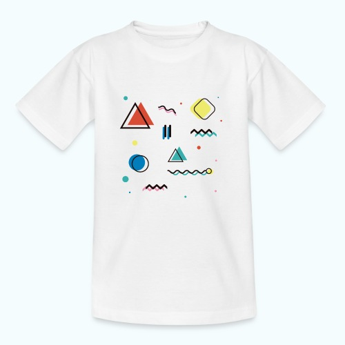 Abstract geometry - Kids' T-Shirt