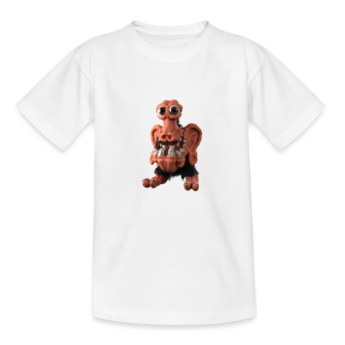 Very positive monster - Kids' T-Shirt