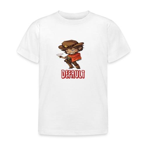 DeF Clan logo - T-skjorte for barn