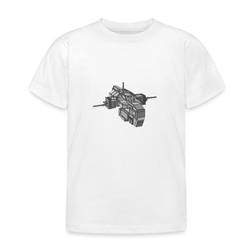 nave espacial 2 - Camiseta niño