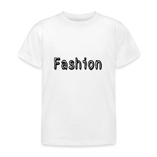 fashion - Kinderen T-shirt