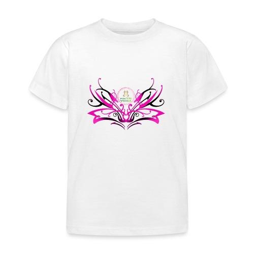 ButterFly MaitriYoga - T-shirt Enfant