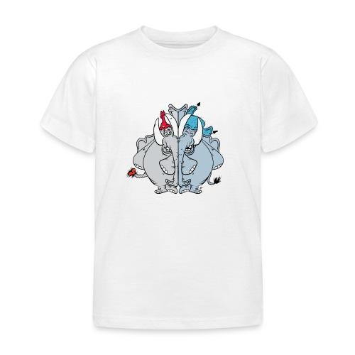 Bästa vänner - T-shirt barn