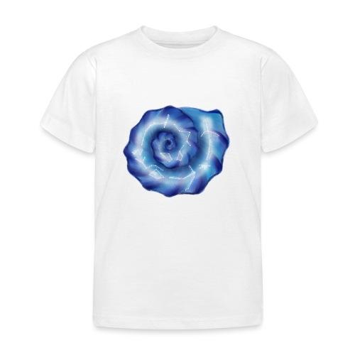 Galaktische Spiralenmuschel! - Kinder T-Shirt