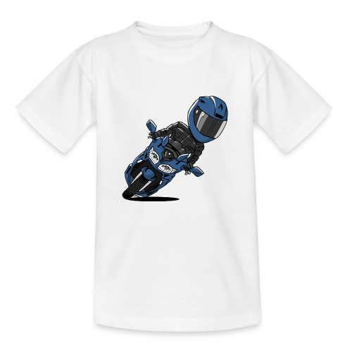 0791 FJR PhantomBlue - Kinderen T-shirt