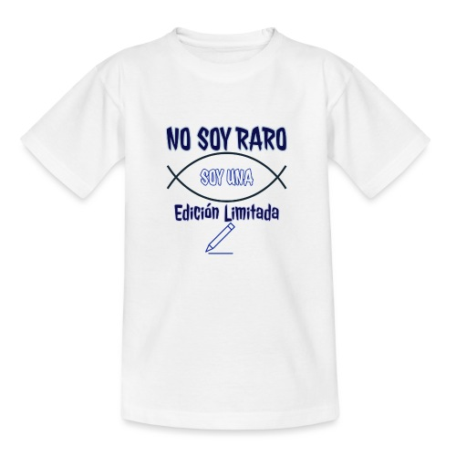 Edicion limitada - Camiseta niño