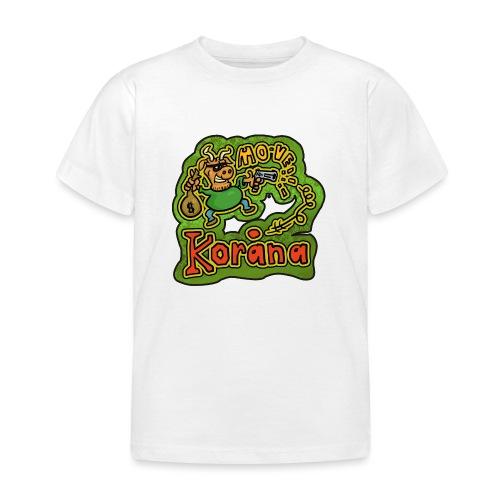 Koråna - T-shirt barn