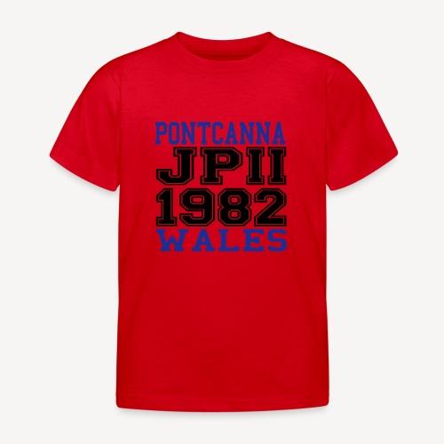 PONTCANNA 1982 - Kids' T-Shirt