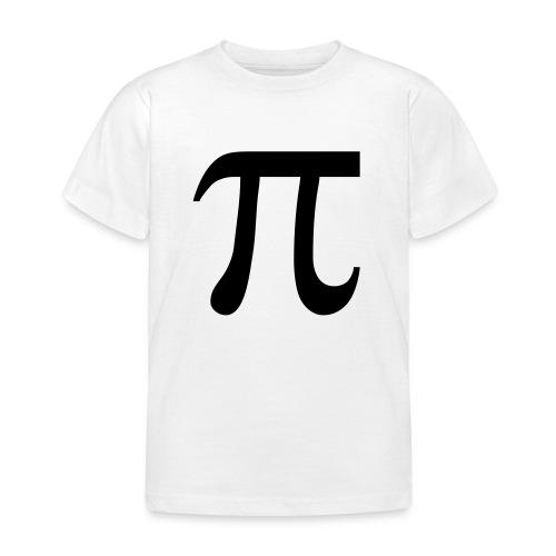 pisymbol - Kinderen T-shirt