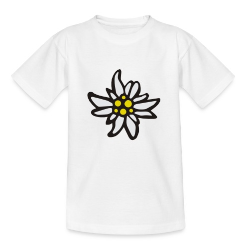 Edelweiss - Kinder T-Shirt