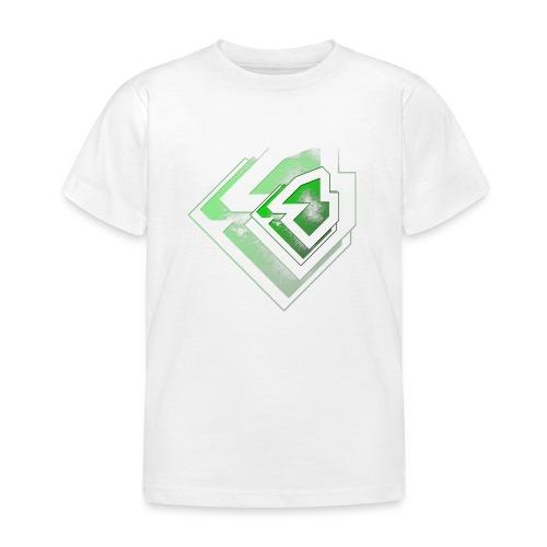 BRANDSHIRT LOGO GANGGREEN - Kinderen T-shirt
