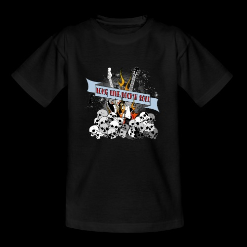 long live - T-shirt barn