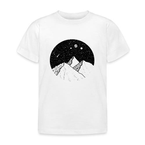 Mountains - Maglietta per bambini