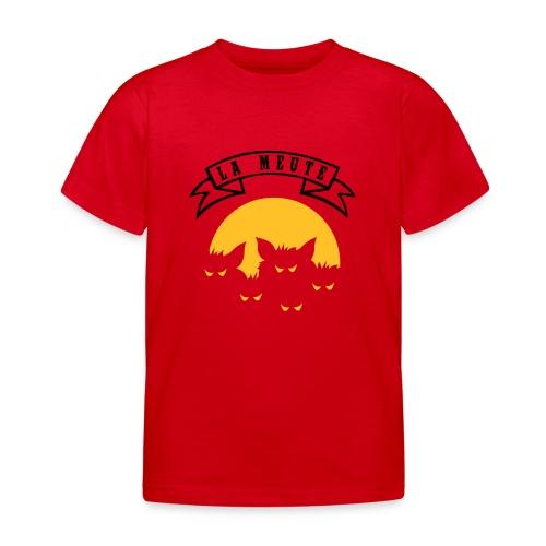 la meute - T-shirt Enfant
