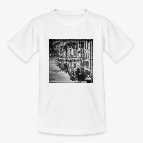 BAYONNE PERCEPTION - PERCEPTION CLOTHING - T-shirt Enfant