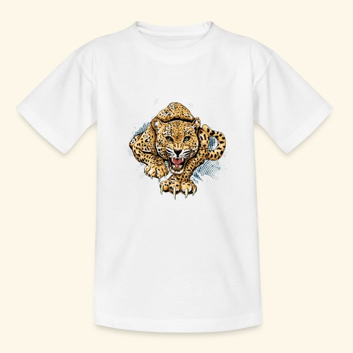 Leopardo KutuXa - Camiseta niño
