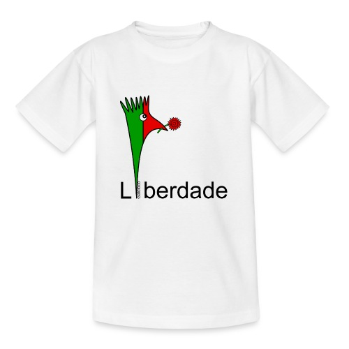 Galoloco - Liberdaded - 25 Abril - Kinder T-Shirt