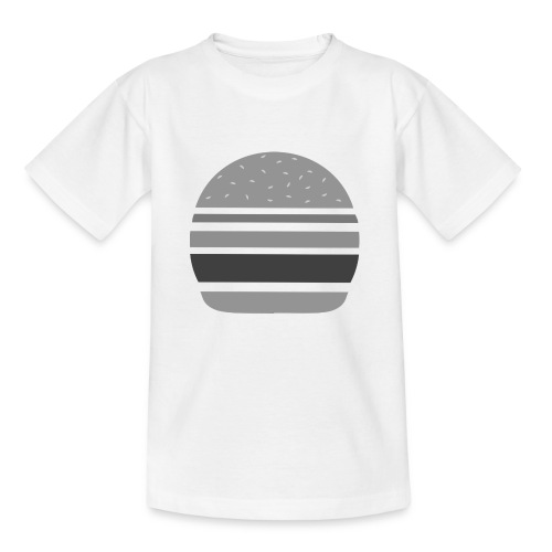Logo_panhamburger_gris - T-shirt Enfant