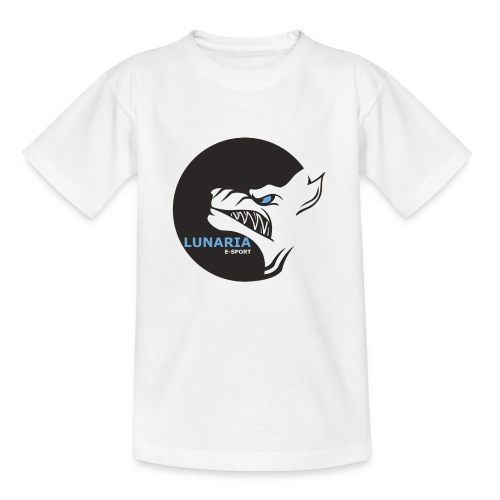 Lunaria_Logo tete pleine - T-shirt Enfant
