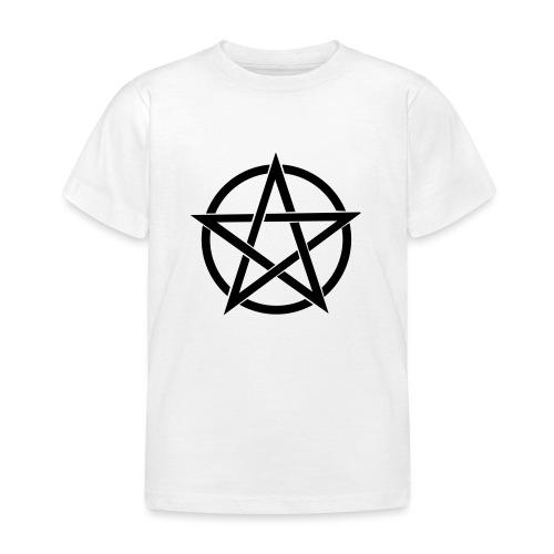 Pentagramme Wicca - T-shirt Enfant