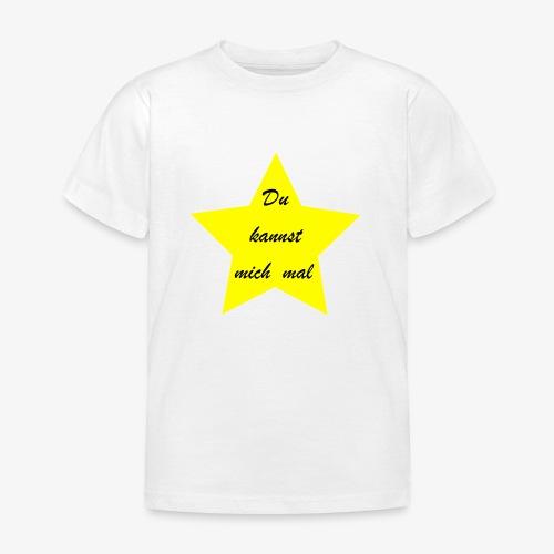 Du kannst mich mal - Kinder T-Shirt