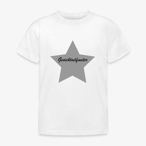 Gesichtselfmeter - Kinder T-Shirt