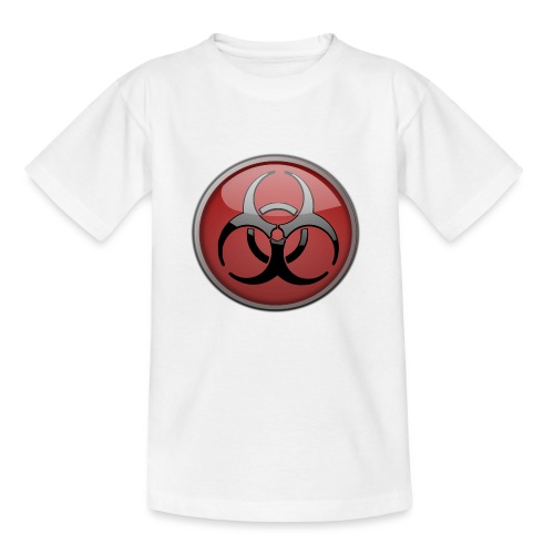 DANGER BIOHAZARD - Kinder T-Shirt