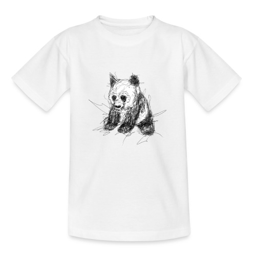 Scribblepanda - Kids' T-Shirt