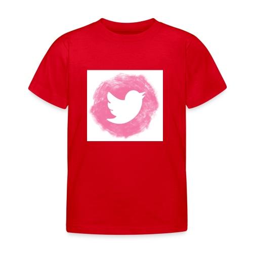 pink twitt - Kids' T-Shirt