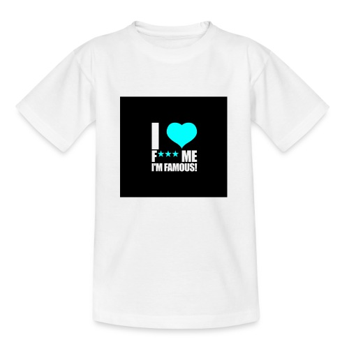I Love FMIF Badge - T-shirt Enfant