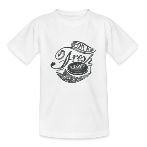 Fresh start - Kinder T-Shirt