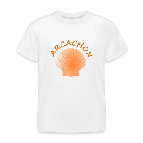 Arcachon Shell - Kids' T-Shirt