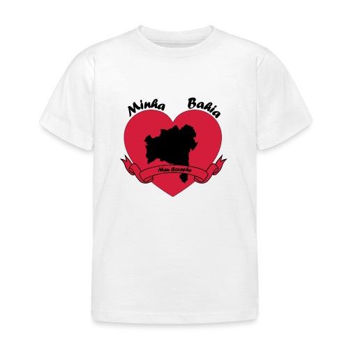 Minha Bahia - Meu Coracao - Kinder T-Shirt