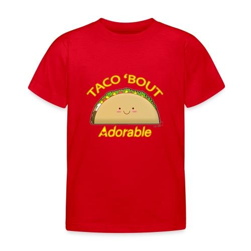 taco - Maglietta per bambini
