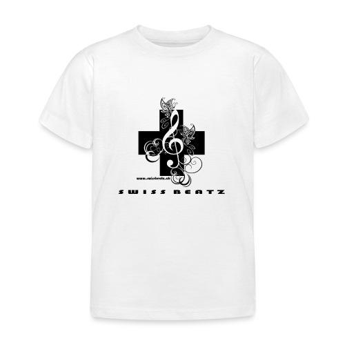 Swiss Beatz Logo with L - Kinder T-Shirt