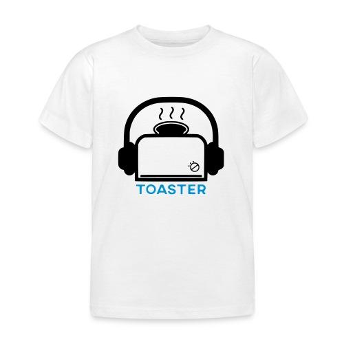 Toaster Logo - Lasten t-paita