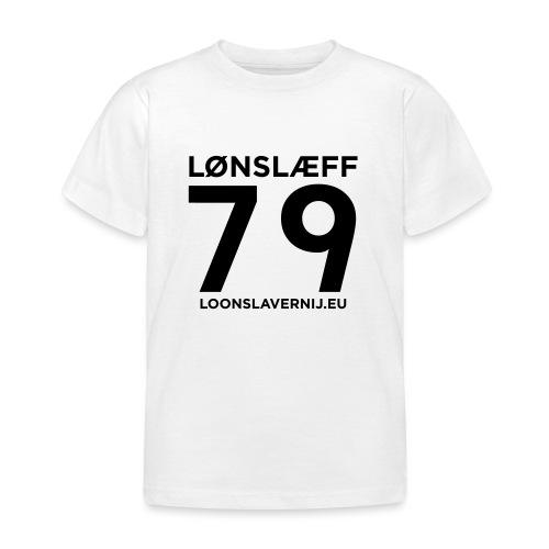 100014365_129748846_loons - Kinderen T-shirt