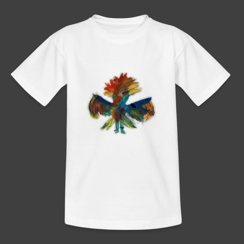 Mayas bird - Kids' T-Shirt