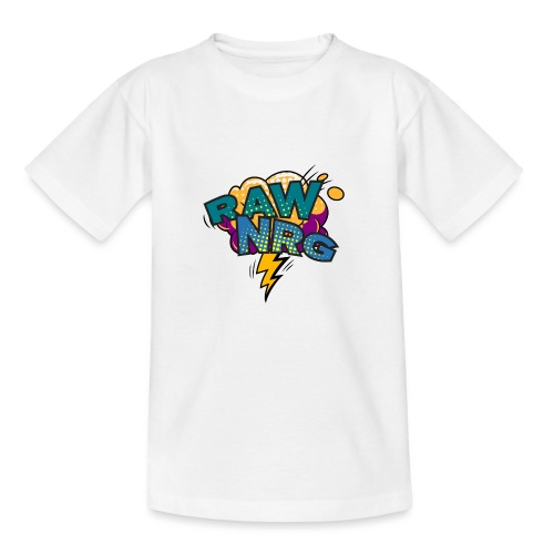 Raw Nrg Comic 1 - Kids' T-Shirt