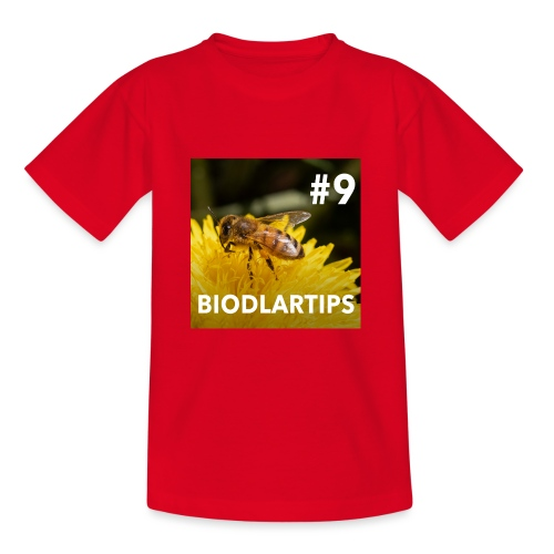 Biodlartips No #9 - T-shirt barn