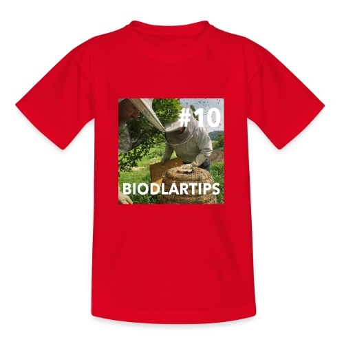 Biodlartips podcast #10 - T-shirt barn