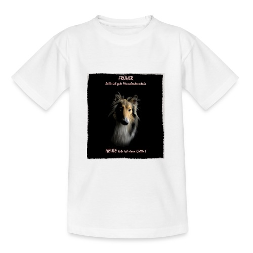 mein Collie - Kinder T-Shirt